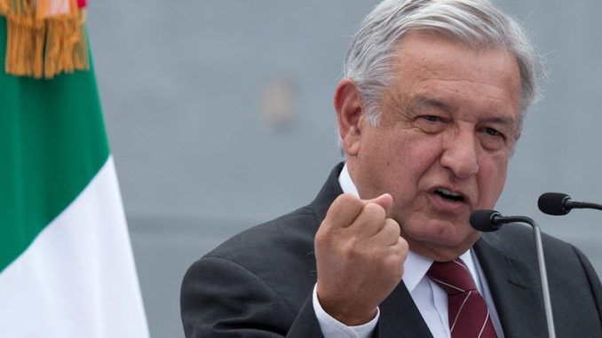 Mexican presidential candidate calls on millions of Mexicans to flood U.S. illegally
