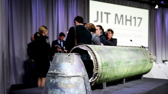 Dutch FM says Ukraine responsible for downing of MH17 plane