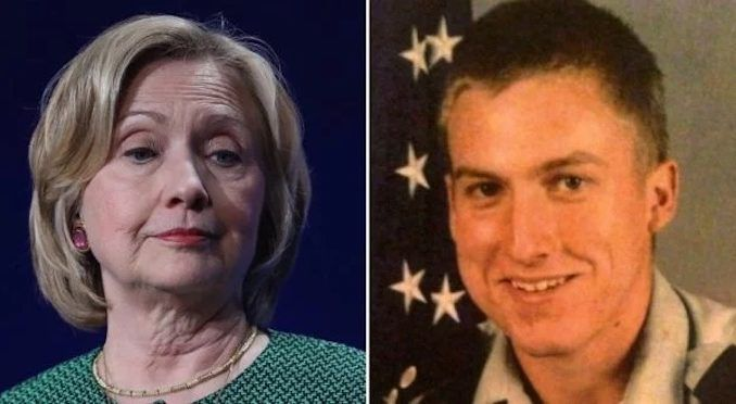 Sailor pardoned by Trump sues Obama and Comey for going easy on Hillary Clinton