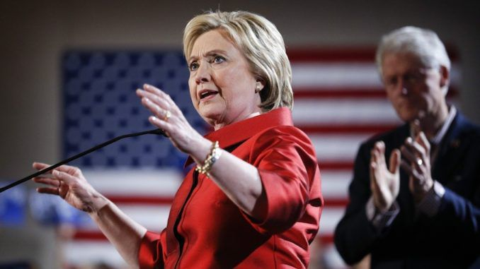 DNC sued for funnelling money from Nevada to Clinton campaign