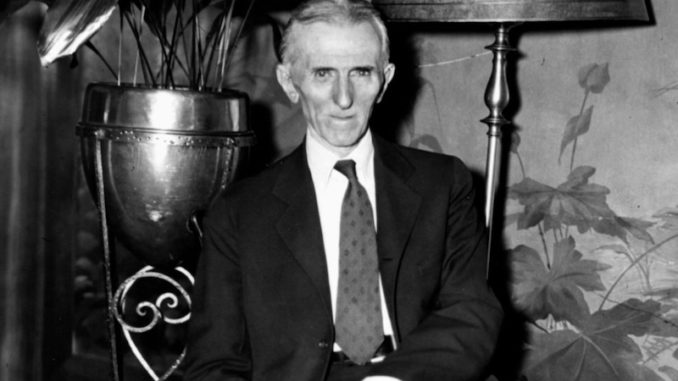 Nikola Tesla is the most prominent example of a visionary genius whose work was suppressed — and ultimately destroyed — by the global elite