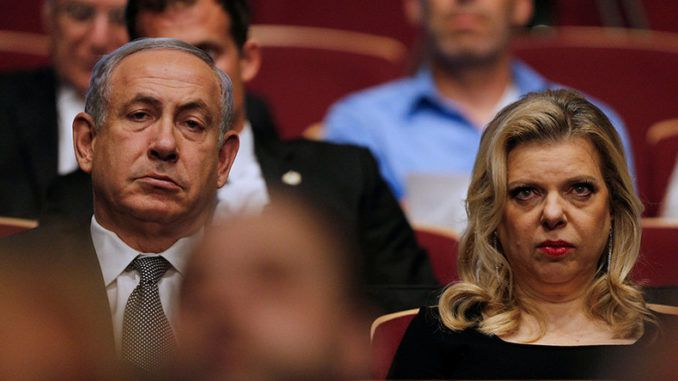 Sara Netanyahu faces prison for committing fraud