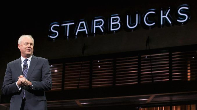 Starbucks employees trained to believe that white people are all racist