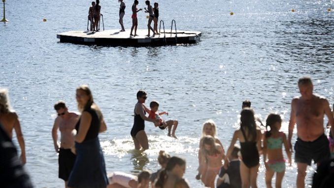 Sweden to allow pedophiles to attend gender-neutral swimming pool to stare at naked girls