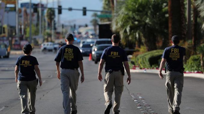FBI seized Stephen Paddock's bank accounts for terror financing crimes before Vegas shooting