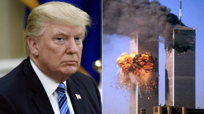 Trump vows to release evidence that Bush family and Clintons orchestrated 9/11