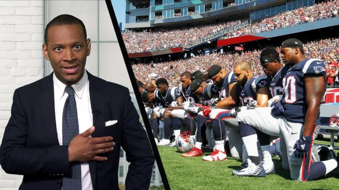 """Star players are threatening to strike unless Kaepernick is handed a salary worthy of a """"real American hero"""""""