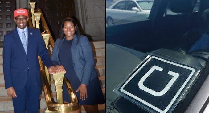 Uber has begun banning black conservatives who support President Trump from using theirpeer-to-peer taxi service.