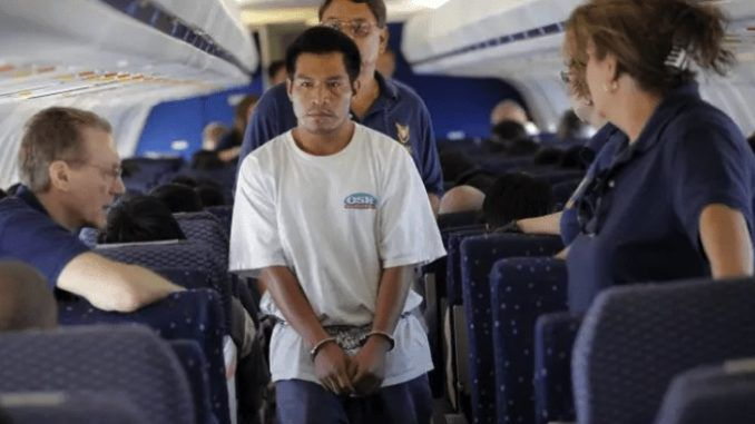 United Airlines have been caught overcharging US citizens flying in south-western states as part of a campaign to balance the books after partnering with a liberal group and giving away complimentary flights to illegal aliens, according to reports.