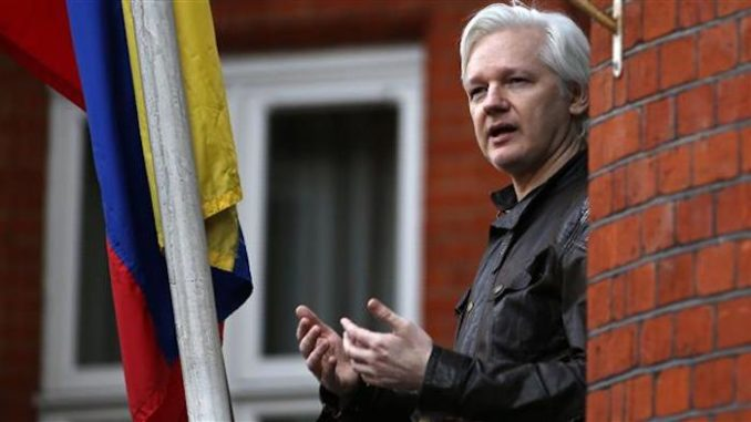 WikiLeaks accesses CIA of framing Russia in DNC hacking scandal