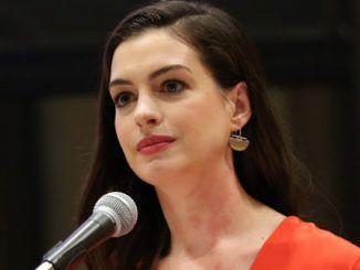 Anne Hathaway says all white people are evil
