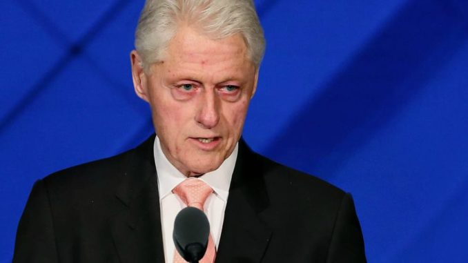 Bill Clinton lied to the nation about his tarmac meeting with Loretta Lynch, according to the inspector general's report.