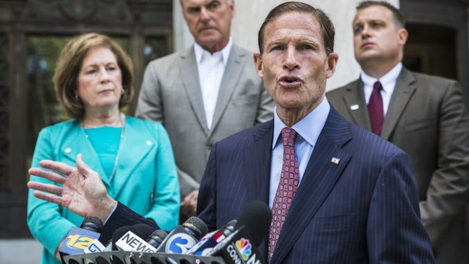 Senator Blumenthal demands declassification of 9/11 documents proving Saudi Arabia's involvement