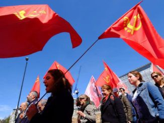 The majority of Democrats want communism in the United States, according to data from the latest Rasmussen poll that suggests far-left extremism is on the rise.