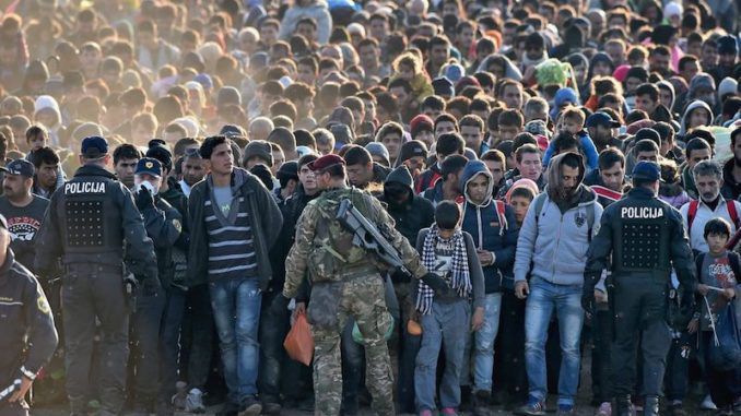 Vatican whistleblower says European migrant crisis is being orchestrated by George Soros