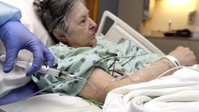 JAMA study warns flu shots are causing elderly patients to die in record numbers