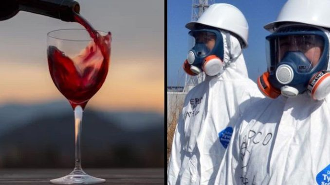 Deadly Fukushima radiation detected in California wine