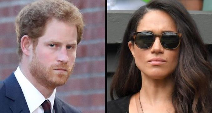 Prince Harry threatens divorce due to Meghan Markle's constant temper tantrums