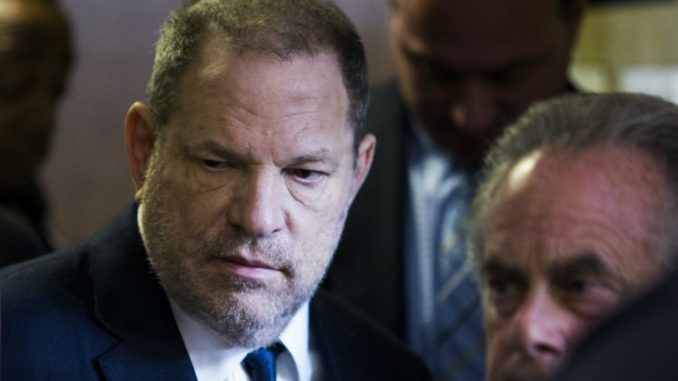 Harvey Weinstein faces life in prison