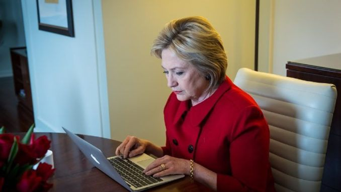 """Hillary Clinton's emails were forwarded to an """"unauthorized foreign entity"""", according to the Intelligence Community Inspector General."""