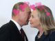 Hillary Clinton has confessed that she secretly met with Russian President Vladimir Putin in 2014 and had a flirtatious conversation with him.