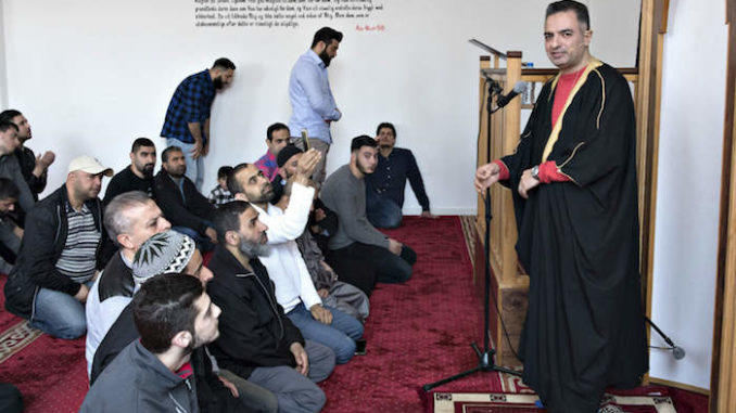 A Muslim imam who quoted Mohammad to call for the killing of Jews in Europe has been indicted under new Danish laws that ban the quoting of religious texts calling for bloodshed.