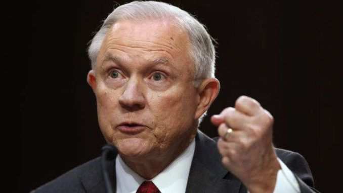 Jeff Sessions issues arrest warrant for Julian Assange