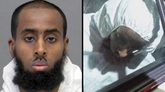 "A Muslim migrant who shouted ""Allah akbar"" while stabbing three soldiers at a military recruitment office has been acquitted of terrorism charges by a judge in Canada and has been spared from serving prison time."