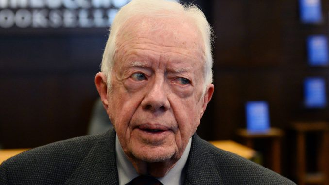 Jimmy Carter claims Jesus Christ would approve of late-stage abortions