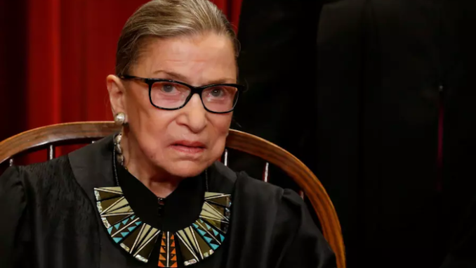 Supreme Court Justice Ginsberg told a TV audience that the U.S. Constitution is outdated and inferior to the South African Constitution.