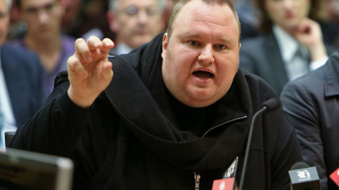Kim Dotcom warns deep state social media companies are meddling in US elections