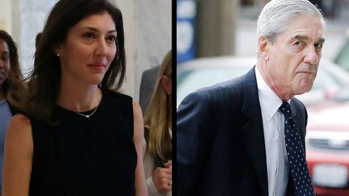 Lisa Page admits Trump is right, Mueller probe is a total witch hunt