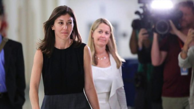 Lisa Page admits FBI lied about Russia hacking DNC server