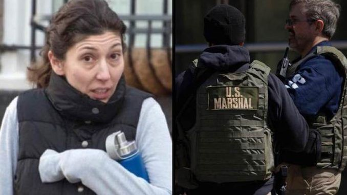Former FBI lawyer Lisa Page ignored a Congressional subpoeana until a team of US Marshals was dispatched to force her to testify.