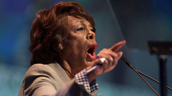 Maxine Waters blasts Chuck Schumer and Nancy Pelosi for not supporting her
