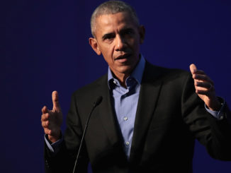 "Barack Obama threatened to ""do something"" about President Trump at a DNC fundraiser in California on Friday, according to reports."