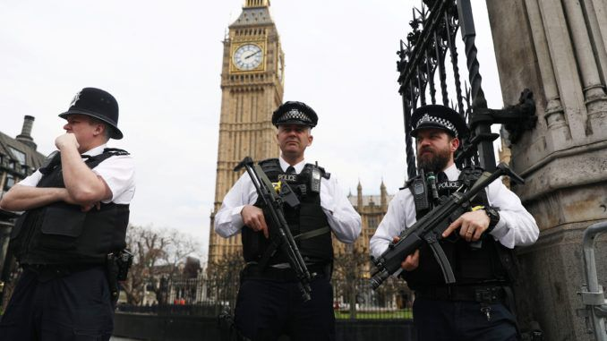 A man who attempted to expose an elite pedophile ring operating in the British parliament has been charged with perverting the course of justice, according to British reports.