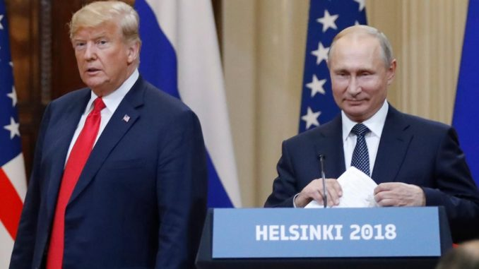 Putin slams Mueller, says there is no proof Russia meddled in the US election