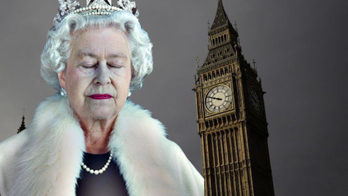 UK government prepare for death of Queen Elizabeth