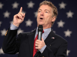 Rand Paul says the only person who colluded with Russia is Hillary Clinton