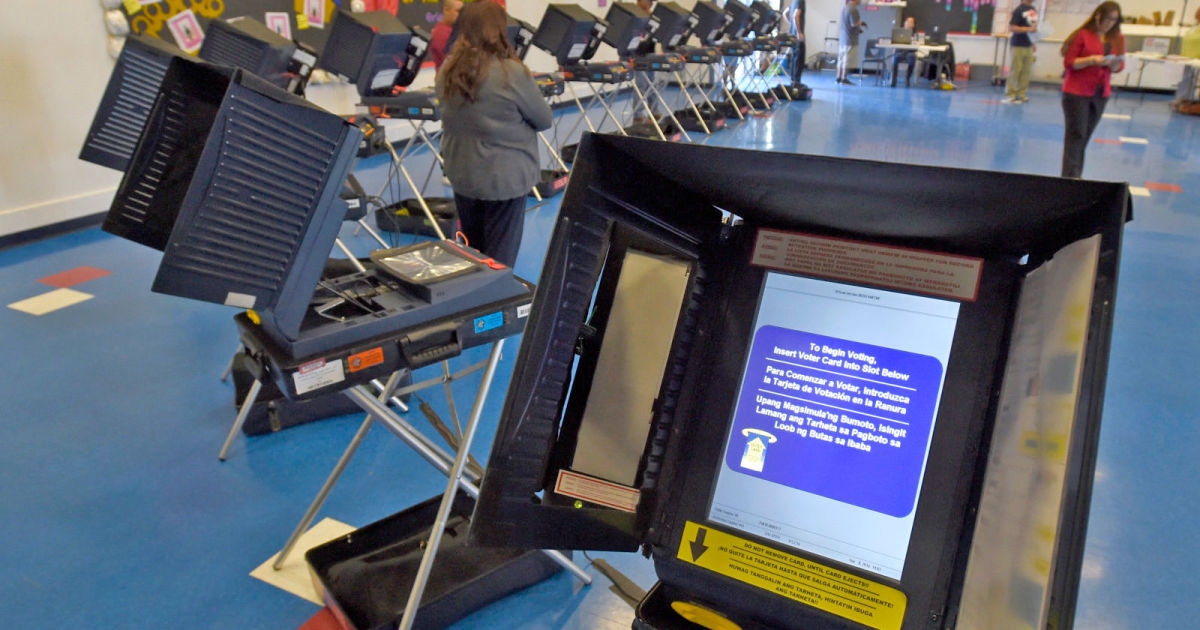 Fifth image of One U S Election System Vendor Is Using Developers In with U.S. Voting Machine Vendor Admits Installing Remote-Access ...