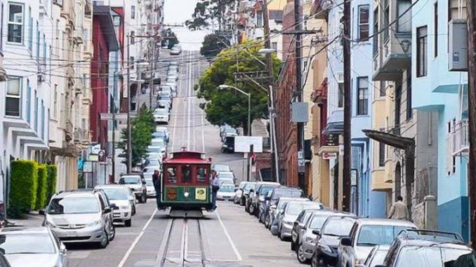 Families who make $117,000 in San Fransisco quality for low-income housing