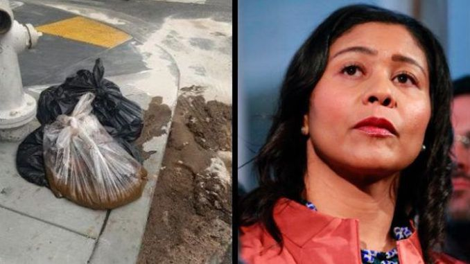New San Fransisco Mayor admits there is feces everywhere