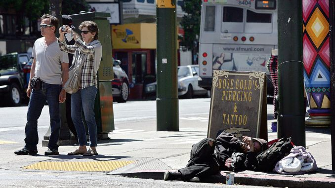 Millionaires in San Fransisco are now considered middle class