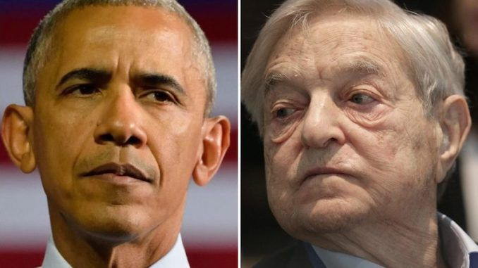 George Soros slams Obama as being a disappointment to the New World Order