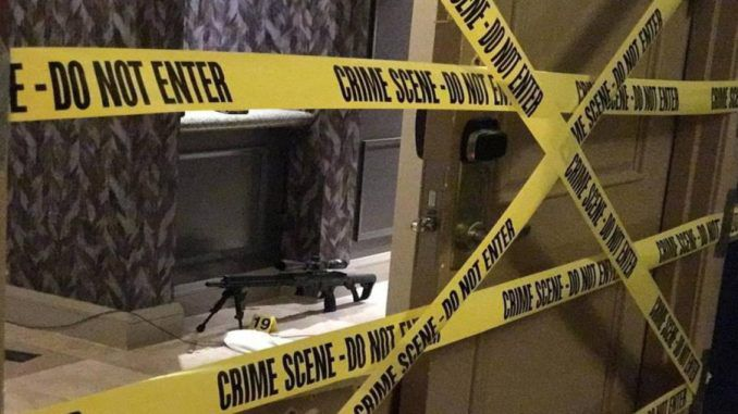 Stephen Paddock had three female accomplices, LVMPD audio reveals