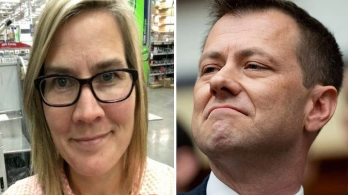 Peter Strzok's Wife who was promoted to SEC director blocked all FBI investigations into Clintons
