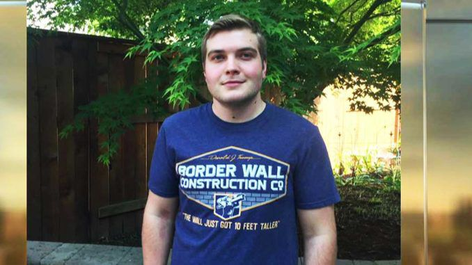 An Oregon high school student who was suspended for wearing a pro-Trump t-shirt has agreed to settle his First Amendment lawsuit.