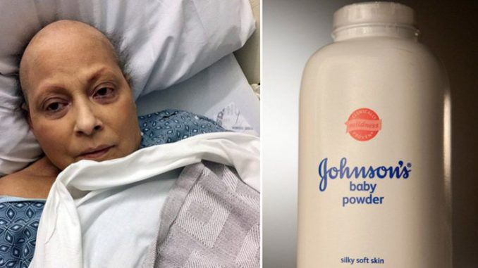 Johnson & Johnson ordered to payout billions in compensatino to cancer vicitms