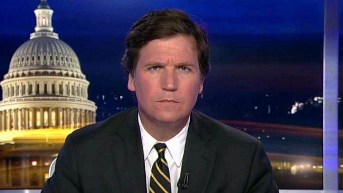 Fox News host Tucker Carlson says that Mexico has far greater influence on the United States' elections than Russia.